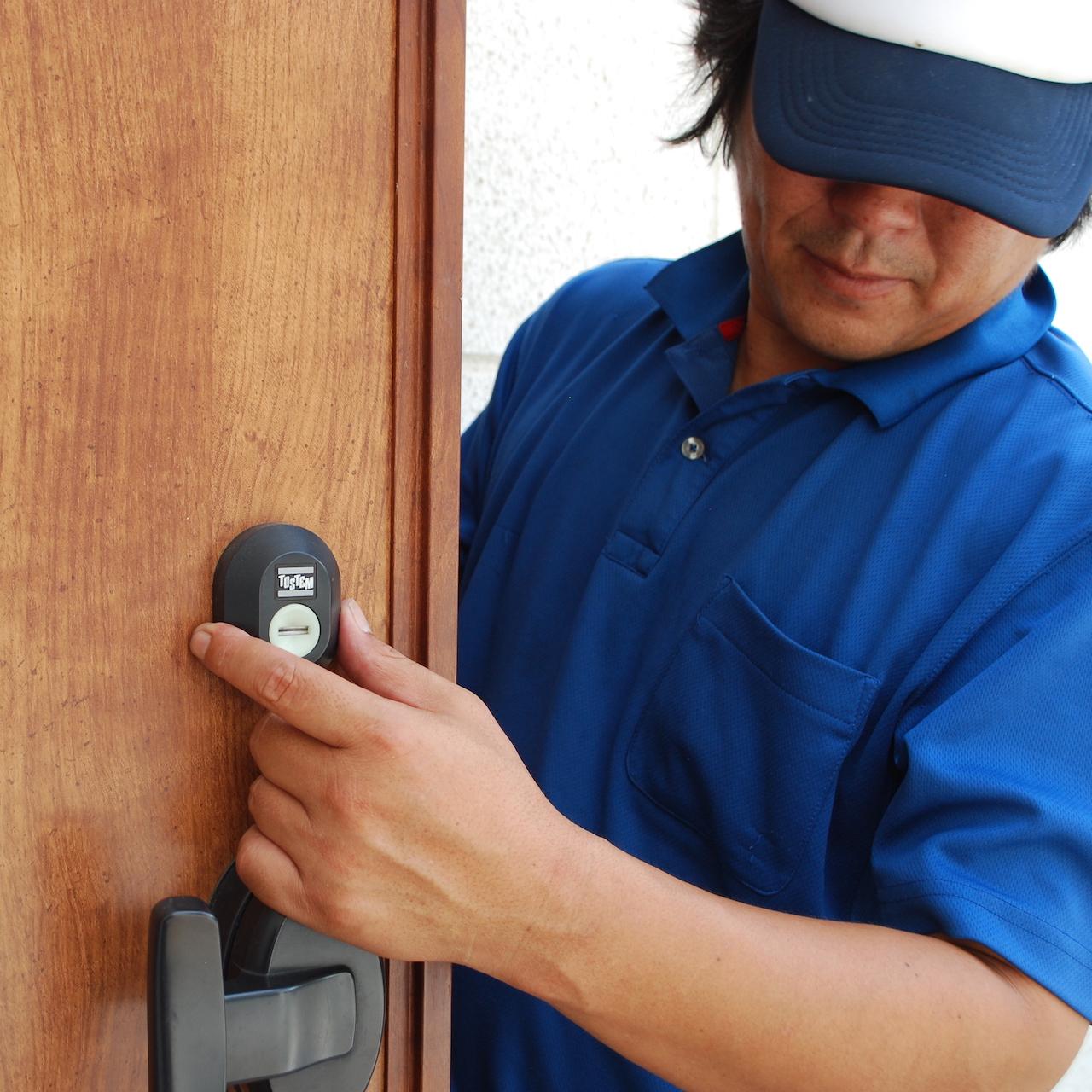 鍵の交換/錠前取り付け